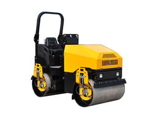 Ride-on hydraulic vibratory roller RWYL61N