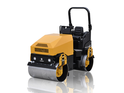 Ride-on hydraulic vibratory roller RWYL61
