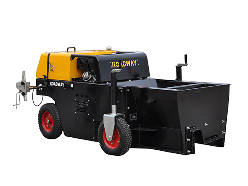 Automatic curb paver RWHM21