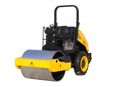 Ride -on hydraulic vibratory roller Single steel drum roller RWYL91