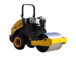 Ride-on hydraulic vibratory roller Single steel drum roller RWYL91N