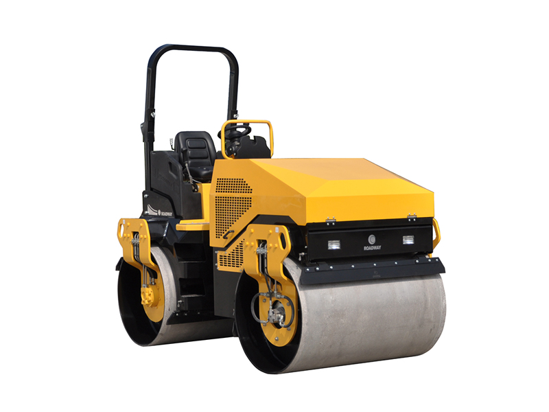 Ride-on hydraulic vibratory roller RWYL71B